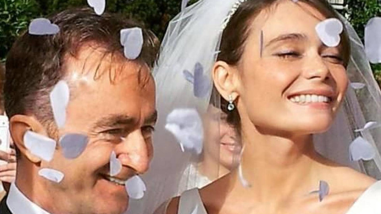 Paddy Lowe married his girlfriend Anna Danshina 31.10.2013