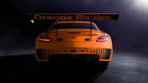 Mercedes-Benz SLS AMG GT3 45th Anniversary Edition by Sievers Tuning
