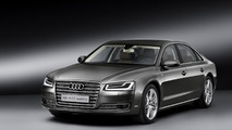 Audi A8 Exclusive Concept full photo gallery released