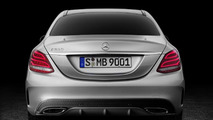 Mercedes highlights the design of the 2014 C-Class [video]