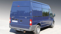2012/2013 Ford Transit mule spied 15.06.2011