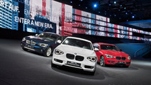 BMW previews 2011 Frankfurt show 05.08.2011