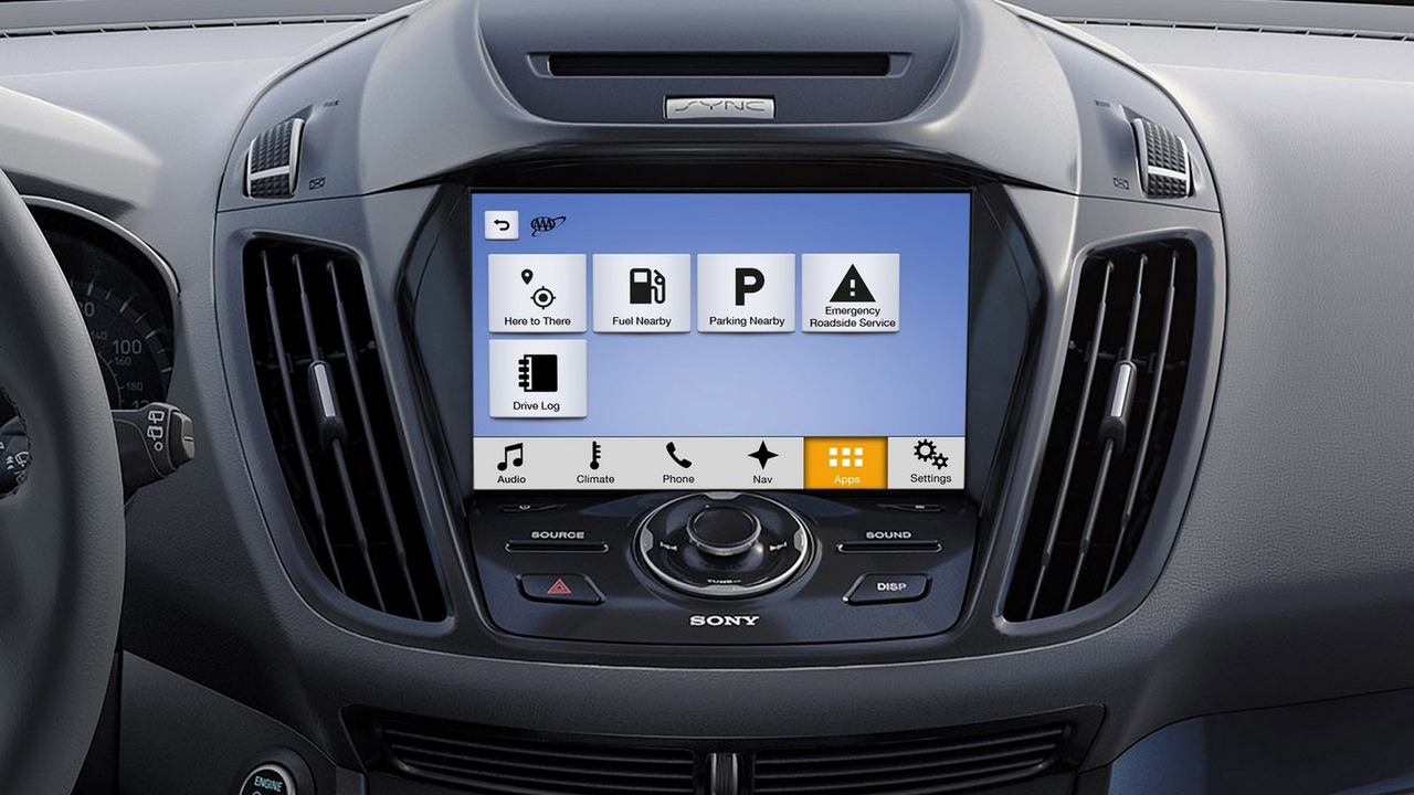ford sync 3 update brings apple carplay and android auto autos post. Black Bedroom Furniture Sets. Home Design Ideas