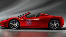 Ferrari 458 Italia Spyder leak photo? - 22.8.2011