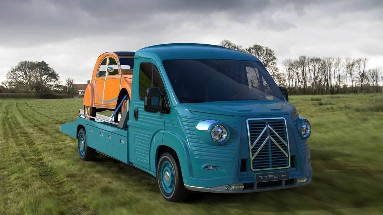 Citroën New Type H