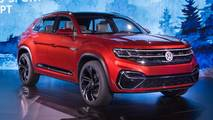 Volkswagen Atlas Cross Sport Concept: New York