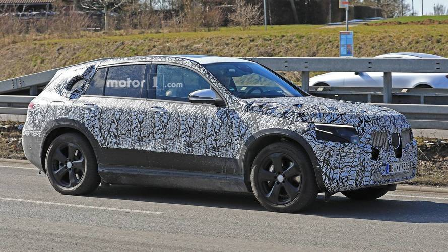 Mercedes EQ C Spied Getting Ready For Production [UPDATE]