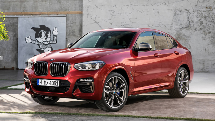 bmw x4 2018 le petit x6 se veut exemplaire. Black Bedroom Furniture Sets. Home Design Ideas