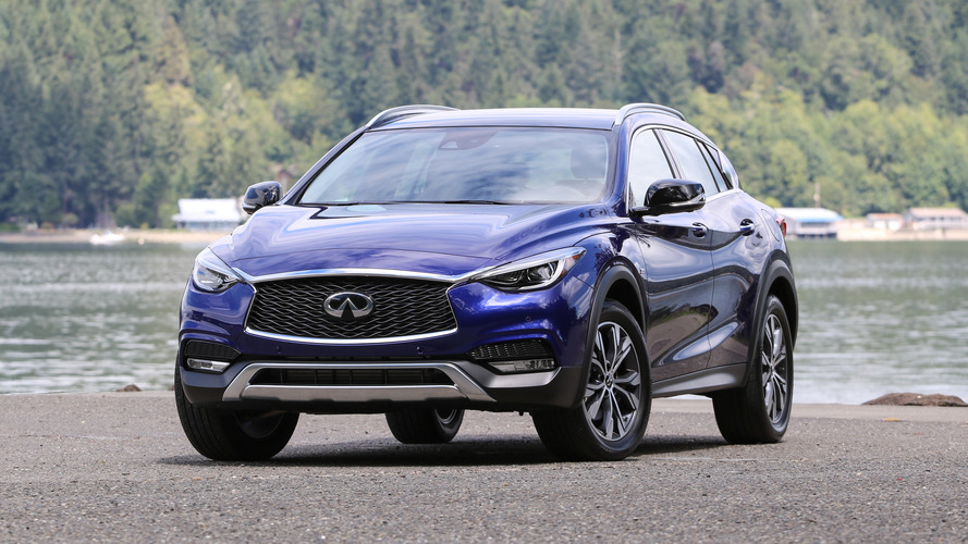 Image Result For Best Infiniti Qx First Drive