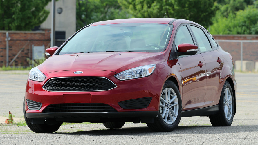 Ford To End U.S. Focus Production In May; Taurus, Fiesta In 2019
