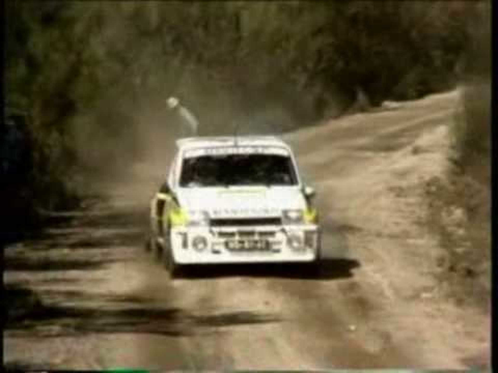 Tribute Renault 5 Maxi Turbo Rally Group B Total