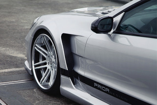 Jaw Dropper: Prior Design Mercedes-Benz SL Black Edition Widebody