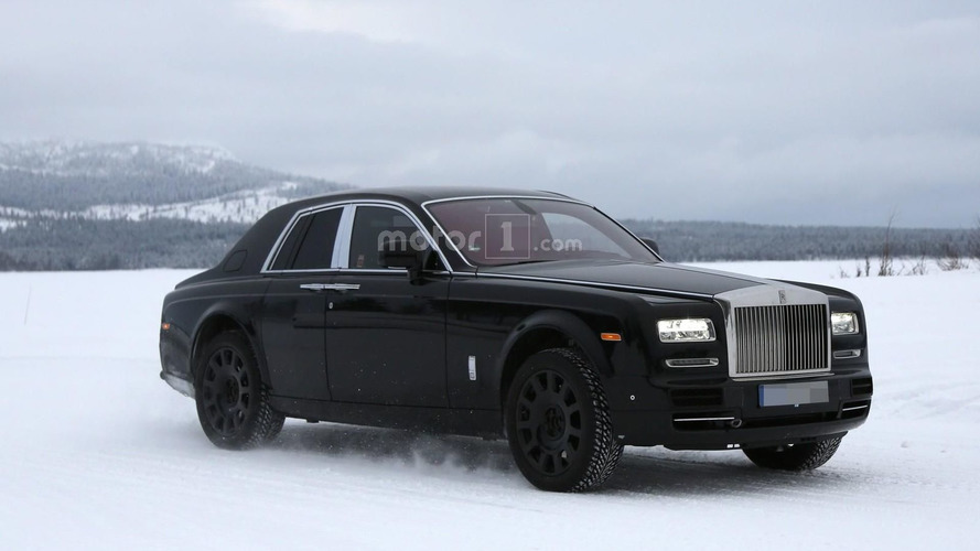 Bmw design boss asserts rolls royce suv won t be a for Home decorators royce