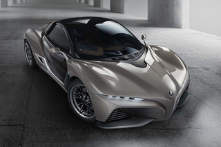Yamaha Creates a Handsome Sports Car Concept Inspired by Motorcycles