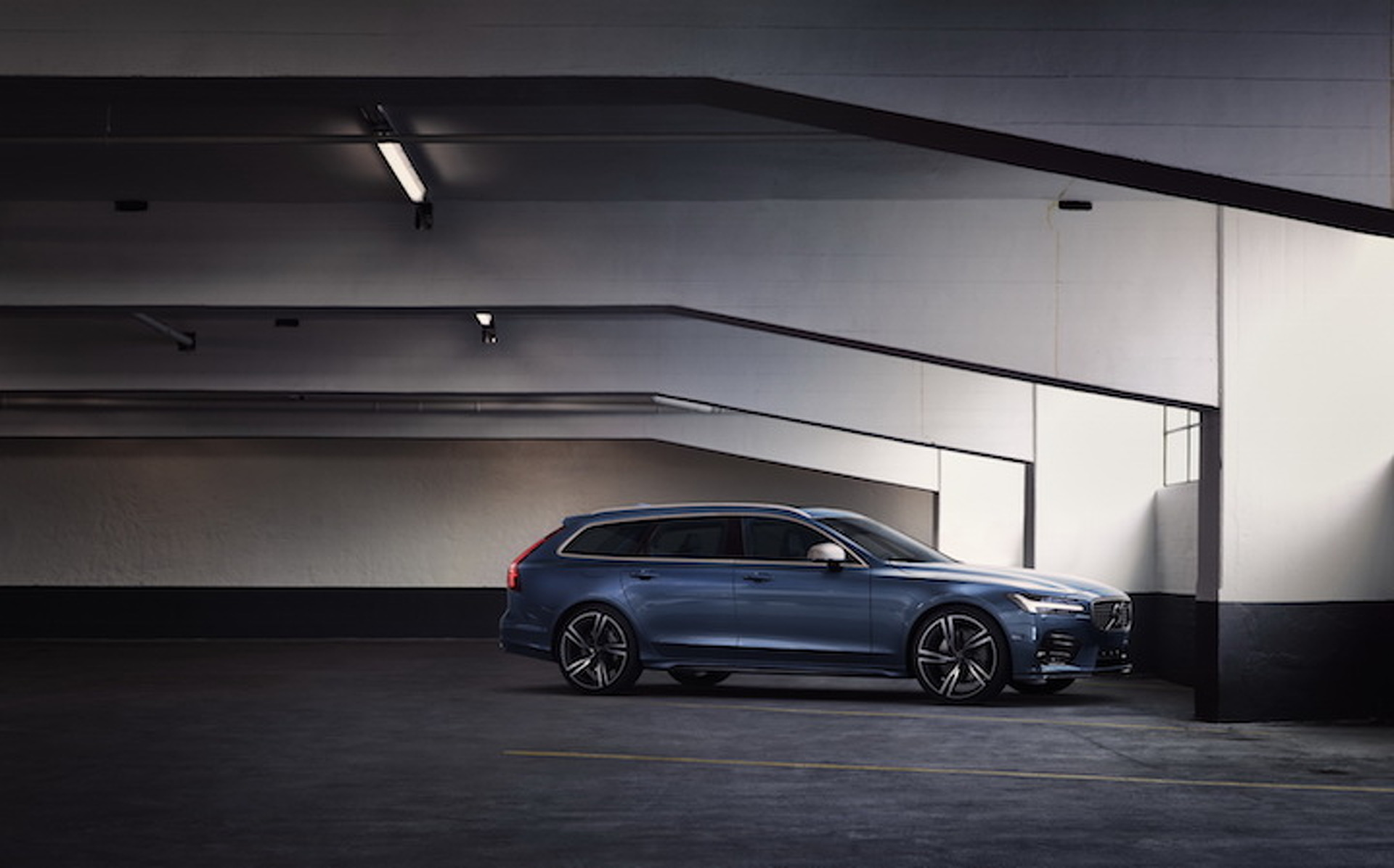 Volvo Keeps the Hits Coming With R-Design S90 and V90