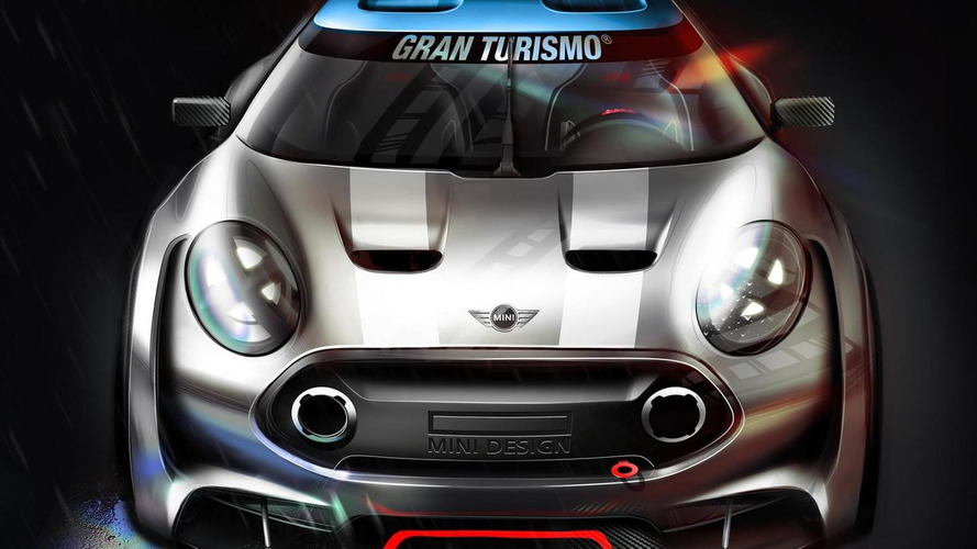 MINI Clubman JCW Vision Gran Turismo design sketches published