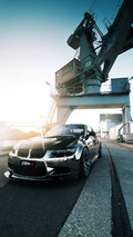 BMW M3 E92 Coupe by Fostla
