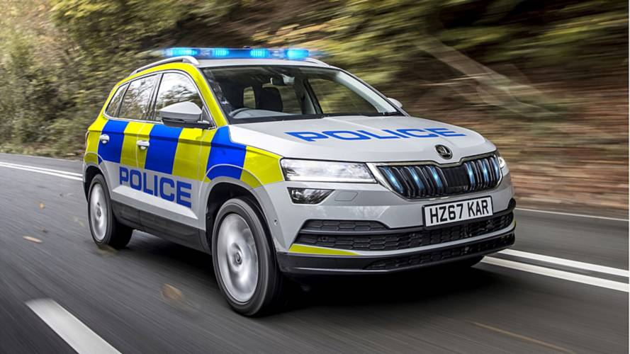 This Skoda Karoq SUV can save you in an emergency