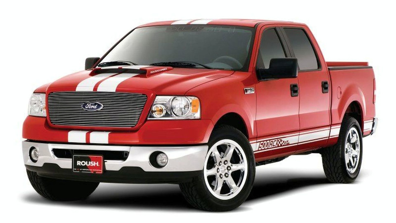 Ford F-150 Roush 500RC
