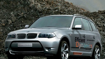 BMW X3 EfficientDynamics