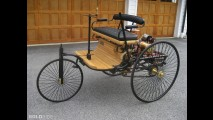 Mercedes-Benz Benz Patent Motor Car