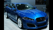 Jaguar XFR Speed Pack