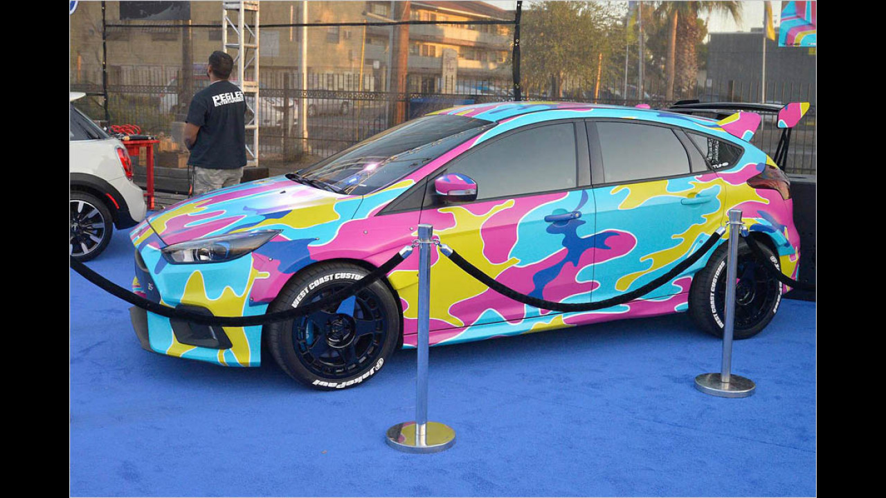 West Coast Customs Ford Focus RS