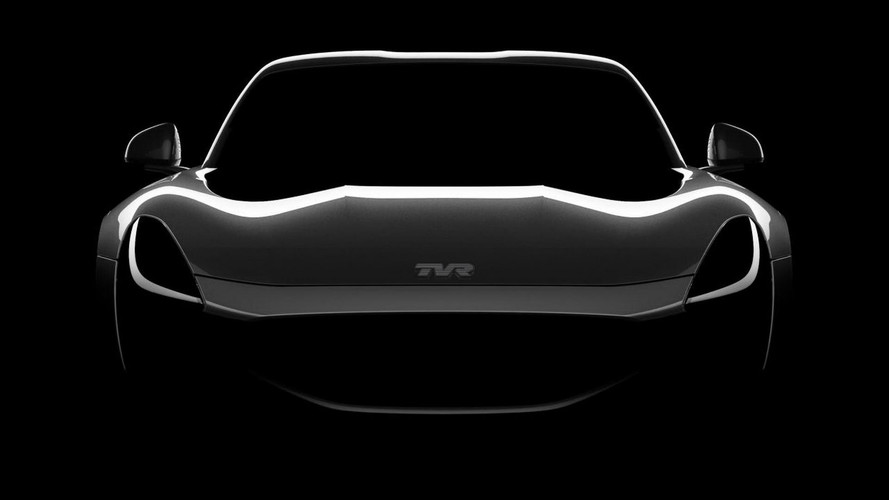 TVR Drops Another Teaser Of Its V8, 200-MPH Sports Car