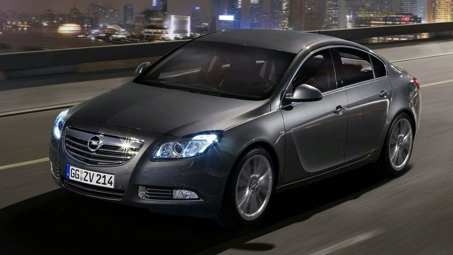 Opel Insignia Wins European Car of the Year