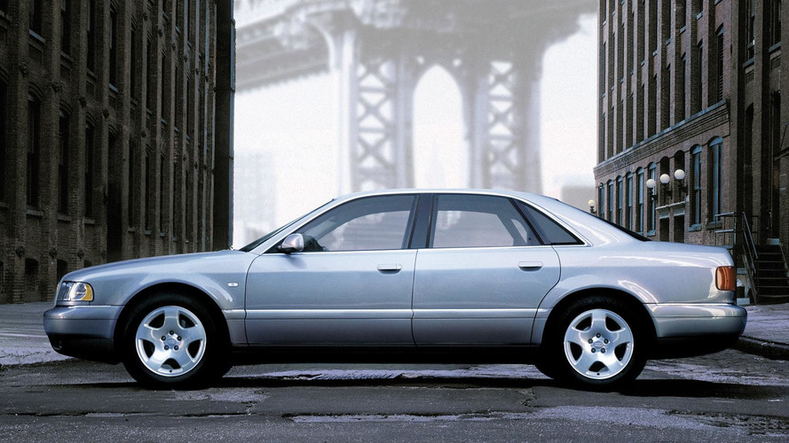 Audi A8 Throughout The Years Mega Gallery (770 Photos)