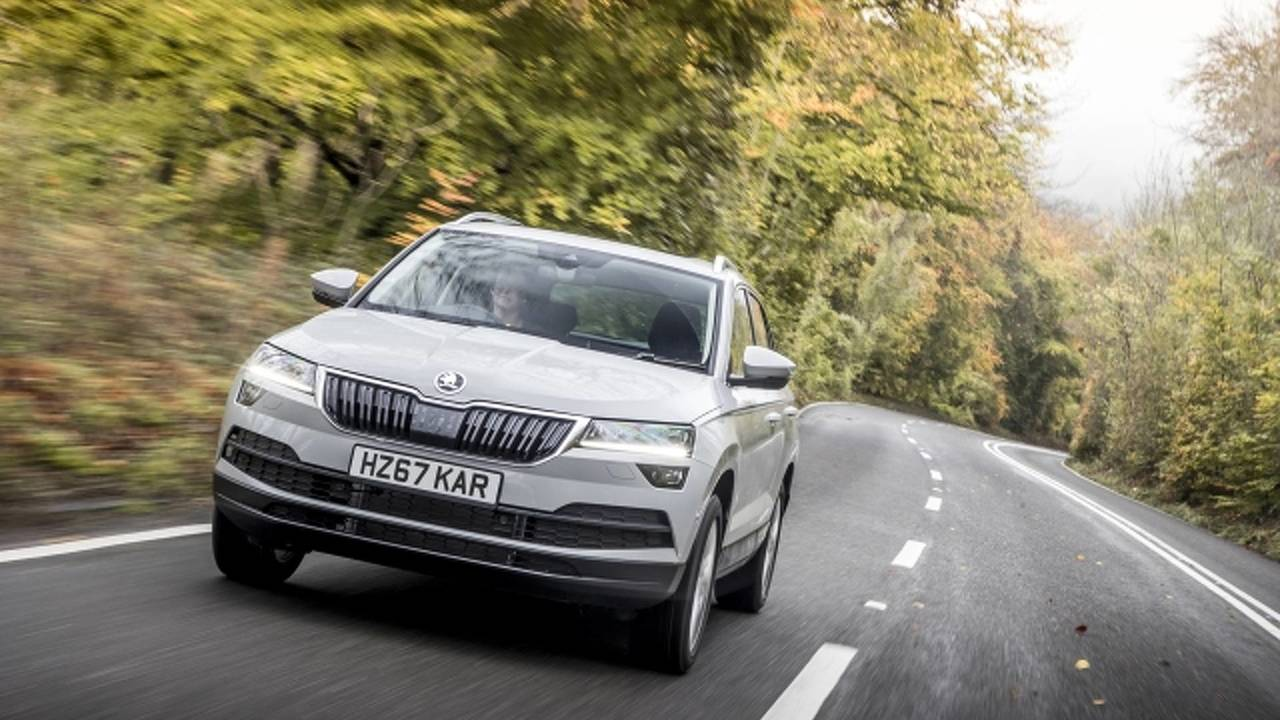 2017 skoda karoq review great value versatility. Black Bedroom Furniture Sets. Home Design Ideas