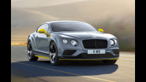 Bentley Continental GT Speed 2016, ora con 642 CV