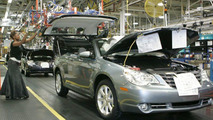 Chrysler Sebring Convertible Production