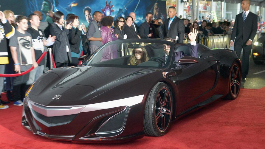 Acura NSX Roadster in the works, could be launched two years after the coupe - report