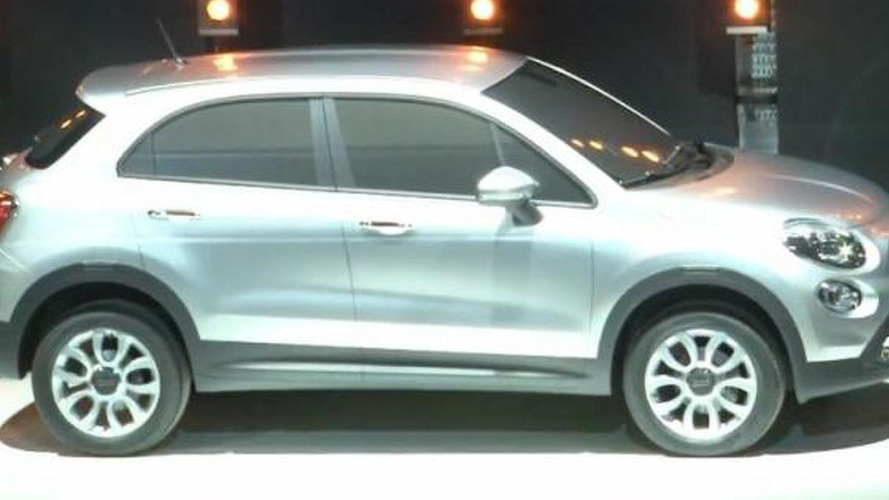 Fiat 500X & entry-level Jeep confirmed for 2014