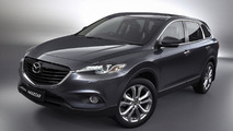 2013 Mazda CX-9 facelift revealed