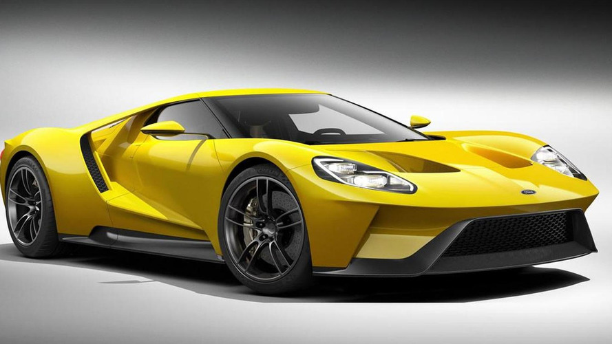 Ford GT race car could be unveiled next month