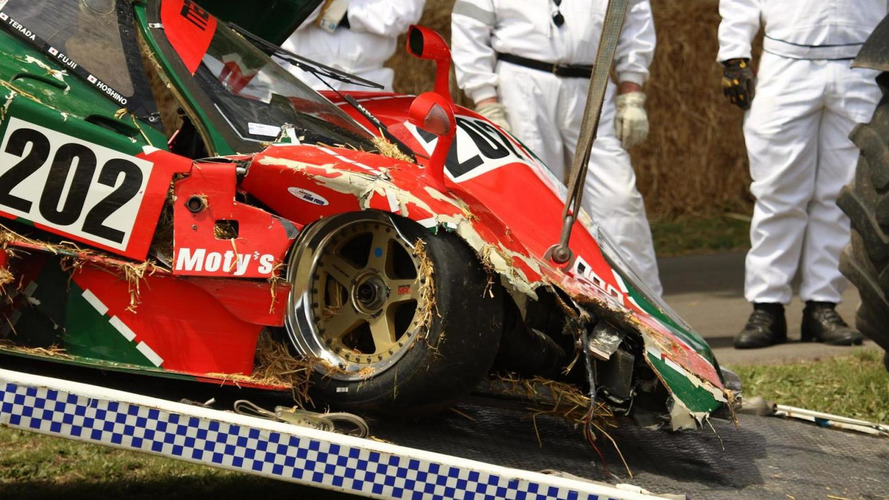 Goodwood - Les 10 accidents marquants du Festival of Speed