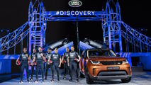 Land Rover Discovery Lego
