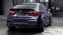TopCar Modifiyeli BMW X6 M