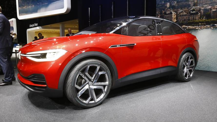 VW I.D. Vizzion Concept Live From Geneva Motor Show