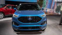 2019 Ford Edge Titanium and ST