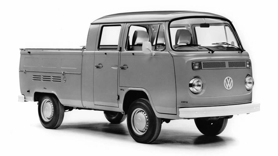 10 Coolest VW Pickup Trucks