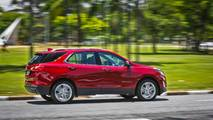 Chevrolet Equinox Premier vs. Jeep Compass Longitude turbodiesel