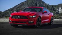7. Ford Mustang EcoBoost: 2.3L turbo I4, 317 beygir