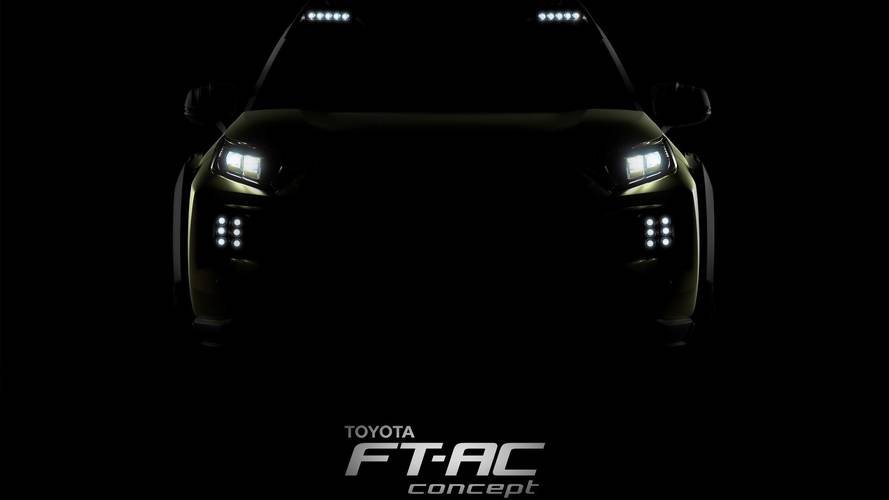Toyota teases new off-road concept ahead of LA reveal