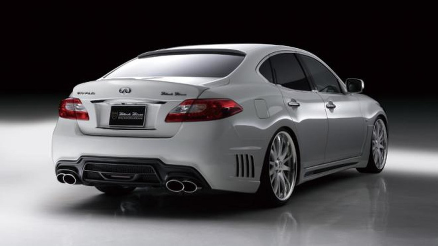 Infiniti M / Nissan Fuga Black Bison by Wald International