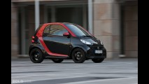 Smart Fortwo Sharped