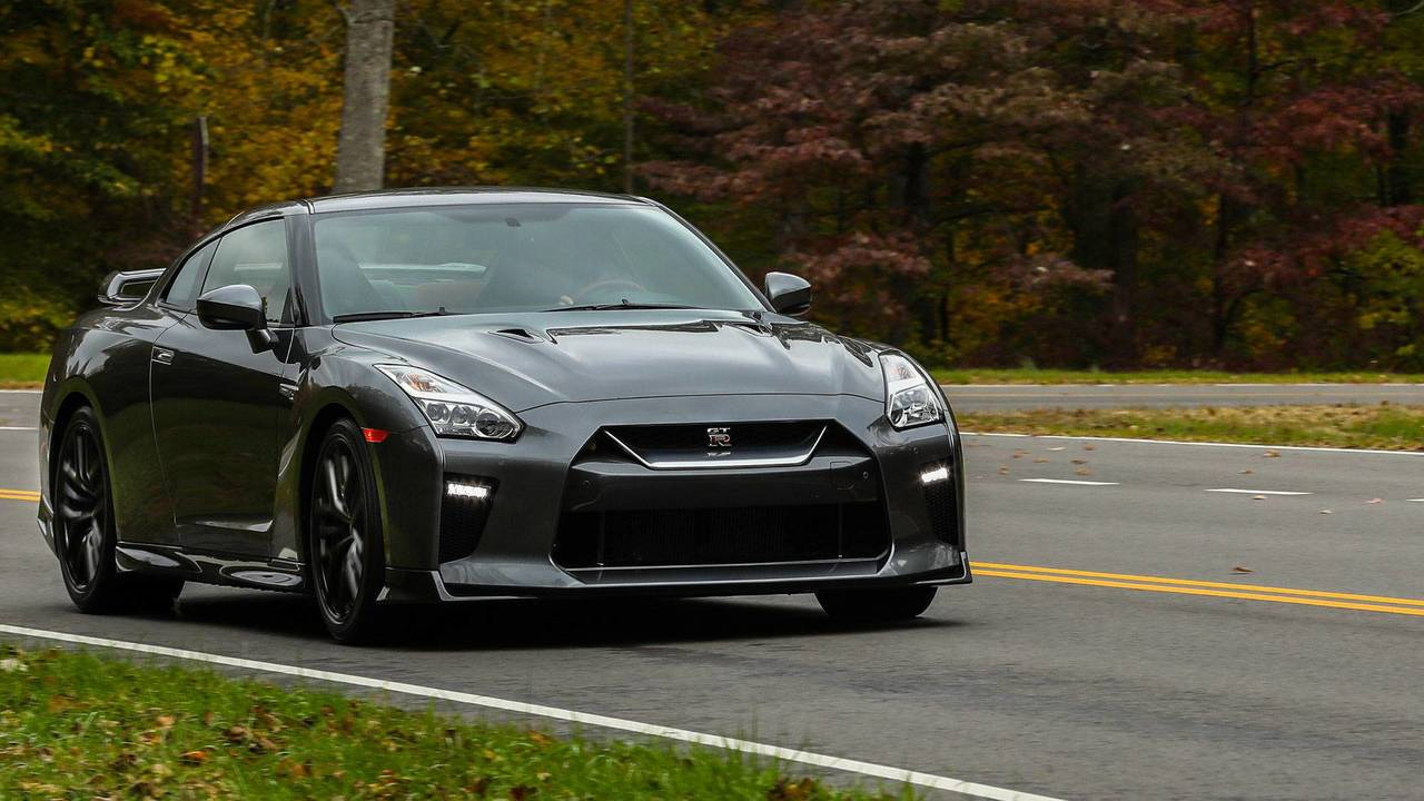 "2018 Nissan GT-R Gets More Affordable ""Pure"" Entry Version"