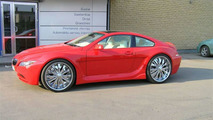 Lithuanian foam sculptor does the BMW 6 Series